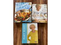 Collection of Mary Berry Cookbooks