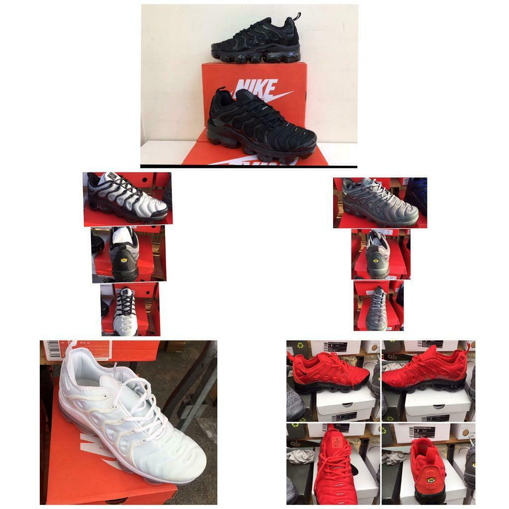 29ac7a150ab NIKE Vapormax Plus ALL COLOURS SIZES not 270 97 flyknit tn 95 gucci ...