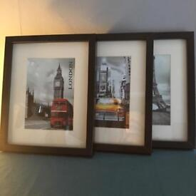 3 x City Pictures