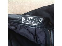 RAYVEN GENTS MOTORCYCLE TROUSERS