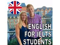 English Lessons for IELTS and Students of All Levels. Skype or Face to Face Tutor