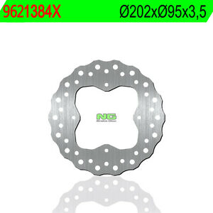 9621384X-DISCO-FRENO-NG-Anteriore-ARCTIC-CAT-2x4-AUTO-300-10-10
