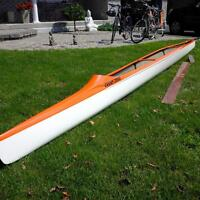 Attention flatwater racers: C-1 Hody Sprint Canoe