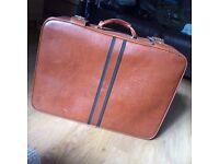 Retro suitcases!