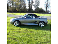 MGTF 1.8 2003 Full Service History, Excellent Condition, Low Mileage