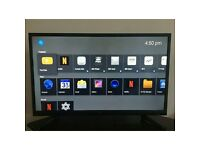 Cello 40-Inch Widescreen Ultra HD 4K LED Smart TV with Freeview