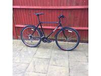 Mens bike - 21 inch frame