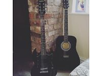 Beautiful Black Epiphone SG Electric Guitar for sale