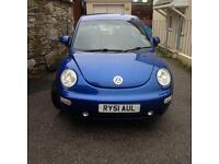 VW BEETLE only 85,000 miles 2.0 2001