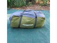 Aerodome II inflatable tent by Zempire (2015)
