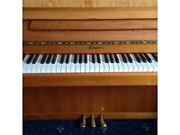 Schaefer upright piano for sale in Hackney