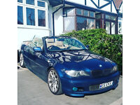 BMW E46 3 Series Convertible M Sport Fully Loaded 2.0 petrol Auto 55K LOW MILES