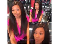 Good black hairdresser London, Brazilian hair weave, Afro Caribbean hair