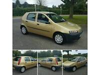 Fiat punto 1.2cc 5 door with only 67000 miles
