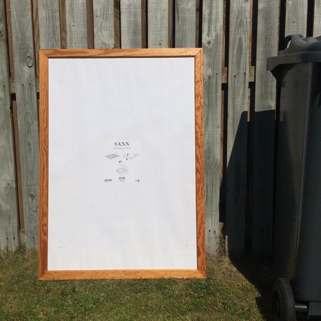 Extra Large Ikea Pine Poster / Picture Frame 100cm x 70cm | in ...