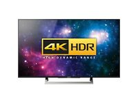 "SONY BRAVIA KD49XD8099 Smart 4K Ultra HD HDR 49"" TV Ex-Display.. Boxed"
