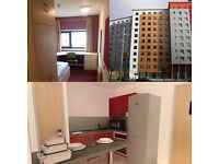 Room to rent city centre now-Sep 300 included bill