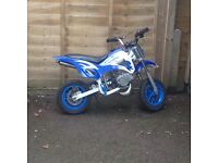 50cc mini moto dirt bike, Quick sale wanted, everyhting works as should, £120ono