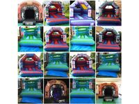 Indoor Bouncy Castle Hire. Prices start from £50. Peppa Pig, Avengers, Paw Patrol & My Little Pony