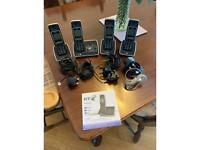 BT6500 cordless phone & answering machine