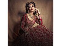 Professional Bridal Makeup Artist, Hairstylist & Hijaab stylist LEICESTER BASED