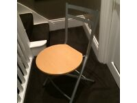 Collapsible/folding chair