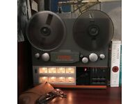 Fostex A8 8-track reel to reel tape recorder
