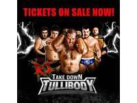 Live Wrestling in Tullibody