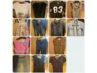Bundle of girls clothes age 9/10 Zara/Next