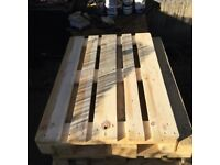 Wooden Pallets Euro / Standard Industrial or Home Use