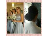 Wedding, prom and occassional hair up