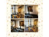 Full gym equipment for sale