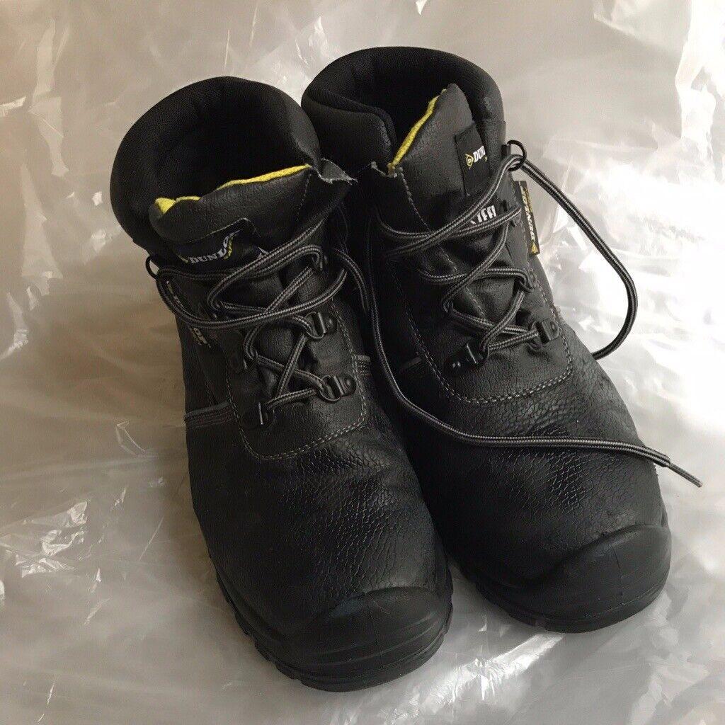 dunlop north carolina safety boots mens