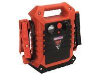 Sealey RS121 Roadstart® Emergency Power Pack 12v 900 jump start starter booster