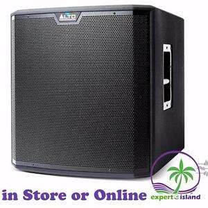"New TRUESONIC 2 ALTO TS215S 1250 Watt 15"" DJ Powered Subwoofer"