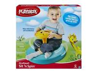 *Wanted* Sit N Spin Child's Toy