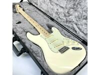 2019 Fender American Professional Stratocaster – Olympic White - As New - Trades