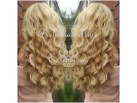 Hair Extensions - Supplying & Fitting