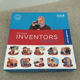 Childrens Jigsaw - Inventors