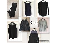 Women's size 8-12 maternity clothing