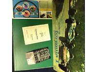 Formula 1 board game by Waddingtons