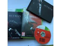 Secondhand Xbox360 professional edition hitman absolution