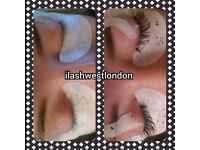 Russian Eyelash Extensions £40 *fluffy and fabulous*