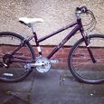 Victoria Pendleton Women's Hybrid Bike