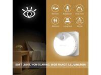 LED Auto Sensor Night Light (Brand New)