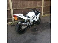 Yamaha r6 2001 farst and loud £1500