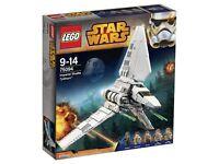 Star Wars Lego Imperial Shuttle Tyderium - 75094