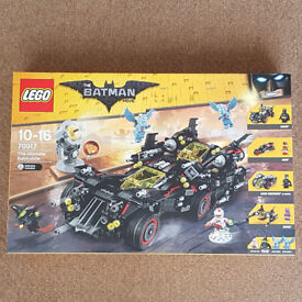 Lego 70917 The Batman Movie The Ultimate Batmobile - Brand New