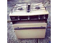 Flavel Vanessa Camper Van Caravan Oven + Grill LPG