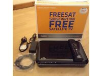Freesat+ box with Freetime Recorder £130 use your old sky dish with it